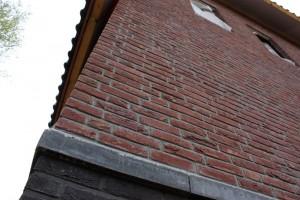 Voegersbedrijf W.J. van der Haar voert zowel gevelreiniging uit bij renovatie- of restauratieprojecten als nieuwbouwprojecten